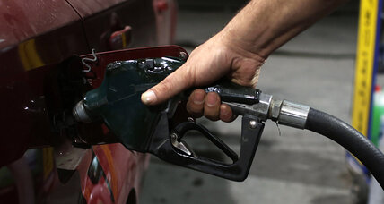Gas prices are trending downward despite overseas conflicts. Here's why.