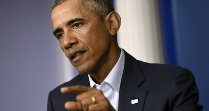 Obama's Michael Brown address: I won't do stupid things