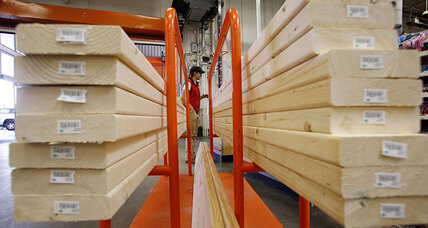 Home Depot profits soar as weather, housing market improve (+video)