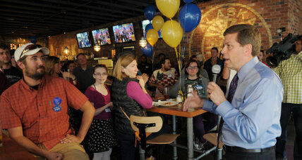 No tea party break for Democrats in Alaska (+video)