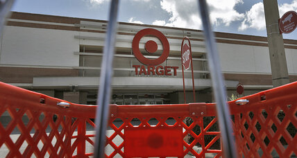 Target (TGT) slashes annual profit forecast. Blame Canada.