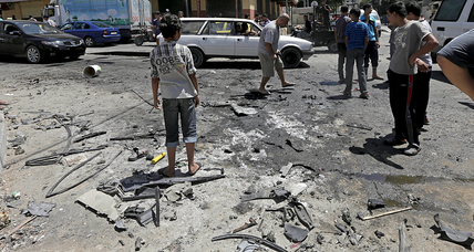 Israeli airstrike kills 3 commanders but Hamas seems unbowed (+video)