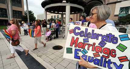 Florida's gay marriage ban is latest one to be struck down by a federal judge