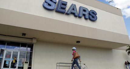 Sears stumbles in 2Q, retail stores remain company's biggest albatross
