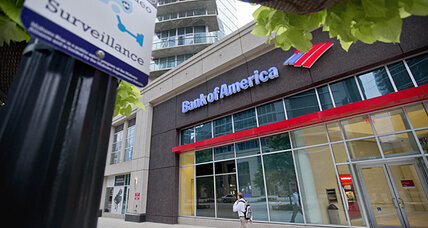 Bank of America agrees to historic $17B settlement of mortgage claims