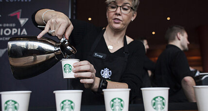 Starbucks customers in Florida 'pay it forward' for over 11 hours