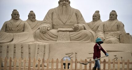 In China, a search for modern values at Confucius' birthplace