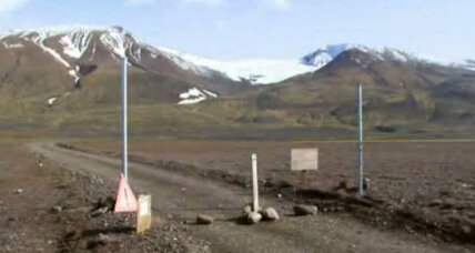 At ease, Iceland: volcano alert deemed false alarm
