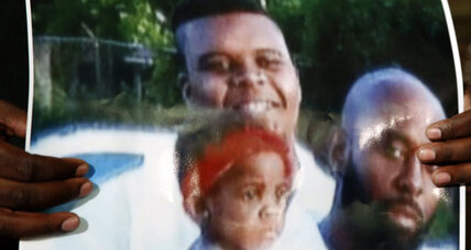 Remembering Michael Brown: 'kind-hearted, little kid in a big body'
