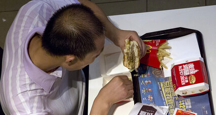 Table for one? More than half of meals eaten alone, study finds.