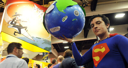 Superman comic fetches an amazing $3.2 million at eBay auction