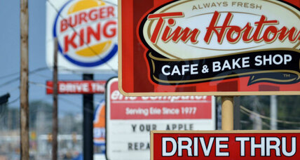 Burger King merger: Do 'tax inversions' really make sense?