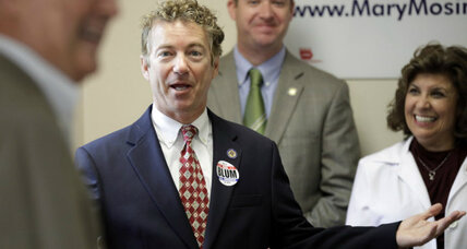 Is Hillary Clinton a 'war hawk,' as Rand Paul says? (+video)