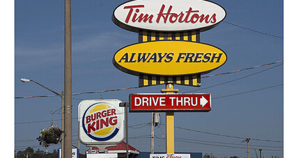 Tim Hortons-Burger King deal finalized, with Warren Buffett on board (+video)