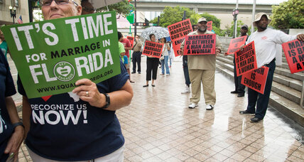 Florida court fast-tracks key gay marriage case to state Supreme Court