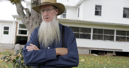 Court overturns hate-crime convictions in Amish beard cutting case