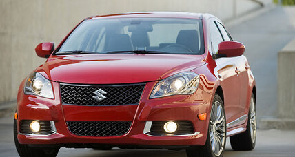 Spiders prompt not so itsy bitsy Suzuki Kizashi recall