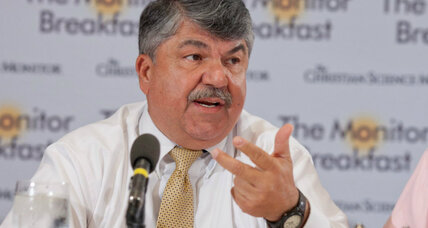 AFL-CIO leader: Hillary needs a primary, Obama needs bold action