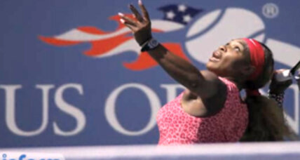 Serena Williams sails through US Open winds, Anna Ivanovic falls in straight sets