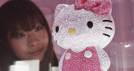 Hello Kitty is not a cat, creators say. So what is she?