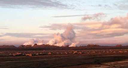 Lava erupts from Iceland's Bardarbunga volcano (+video)