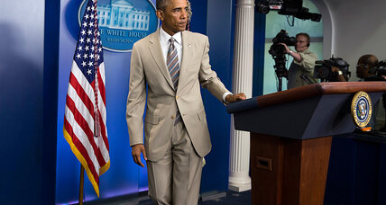 Confessions of a Washington tan suit wearer