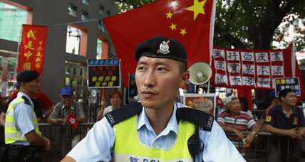China warns against foreign meddling in Hong Kong