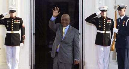 Lesotho's prime minister accuses military of a coup, flees to South Africa