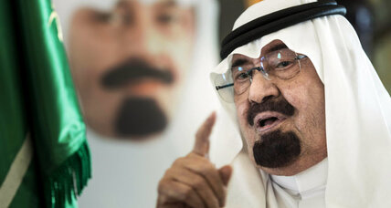 Saudi king warns of terror attacks against US, Europe