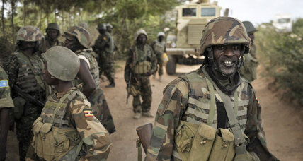 African, Somali troops recapture town from al Shabaab