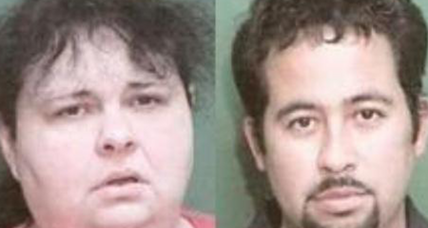 'Most-wanted' fugitive couple caught after five years on the run