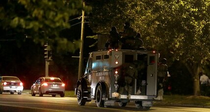 Ferguson: How Pentagon's '1033 program' helped militarize small-town police (+video)