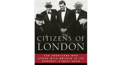 Reader recommendation: Citizens of London