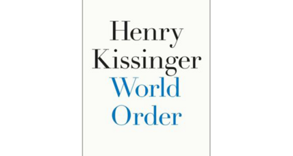 'World Order' by Henry Kissinger is spellbinding and convincing – when it isn't frustrating and contradictory