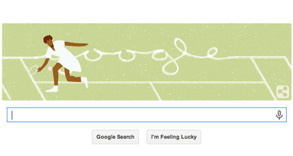 Althea Gibson, trailblazing tennis legend, honored with Google Doodle