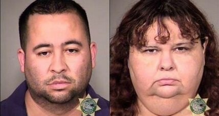Couple accused of abusing adopted children arrested in Oregon