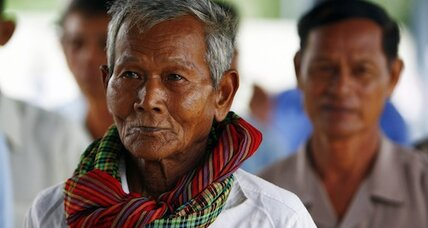 The world stake in Khmer Rouge convictions