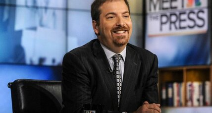 Can 'political junkie' Chuck Todd revive 'Meet the Press'?