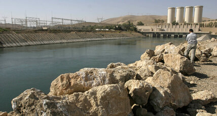 Three things to know about Iraq's Mosul Dam (+video)