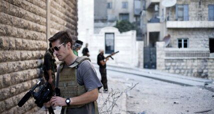 Why US special forces failed to rescue James Foley