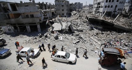 Dozens are killed in Gaza as cease-fire agreement falls apart (+video)