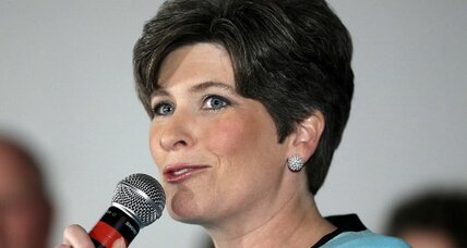 Joni Ernst, the next Sarah Palin? GOP fights back.