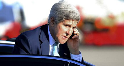 Kerry looks for regional coalition to take on the Islamic State