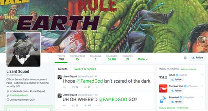 Lizard Squad goes after Twitch. Cyber criminals or just Internet Trolls? (+video)