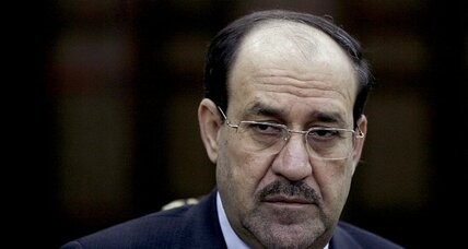 In Iraq leadership crisis, US and Iran playing on same side (+video)