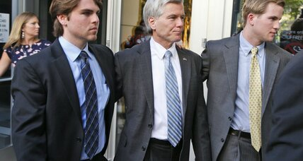Bob McDonnell: Is once popular Virginia governor headed for prison? (+video)