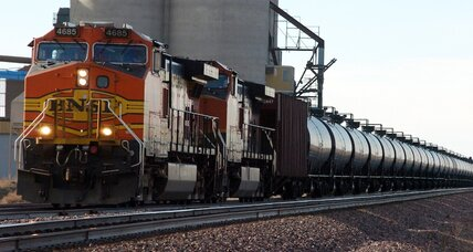 Train delayed again? Blame the oil boom.
