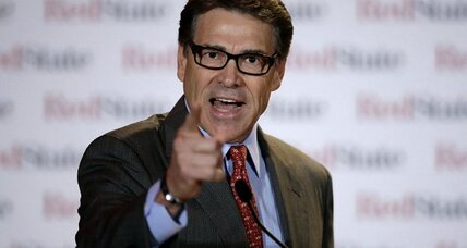 Partisans line up – pro and con – on Texas Gov. Rick Perry indictment
