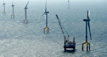 For oil and wind, offshore is promised land – and muddled policy