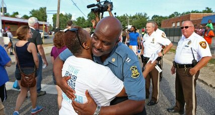 How Capt. Ron Johnson changed police tactics in wake of Michael Brown shooting (+video)